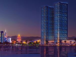 New 2 bedroom apartment in Batumi, 60 meters from the sea