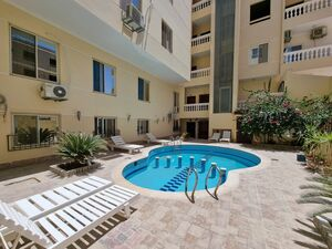 Ready apartments in Intercontinental area