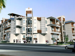 Family Apartments 1-3 Bedrooms from 51500€
