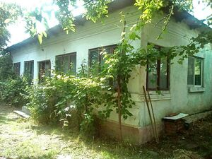 House for sale close to town Slatina