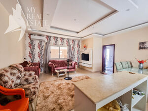 Fully furnished 1 bedroom apartment in El Kawther
