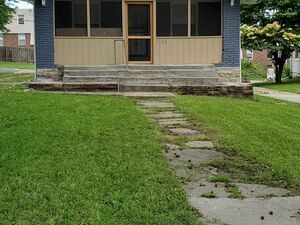 Beautiful 3 beds 2 baths house for rent in Kansas City