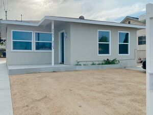 Brand new 3 bed 1 baths house for rent in Rosemead