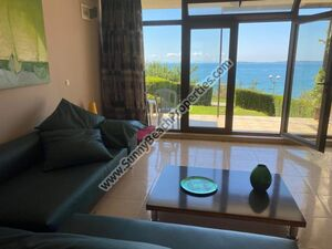 Sea view 1-BR flat with garden for sale Dolce Vita St Vlas