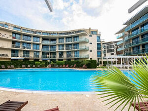 1-bedroom apartment in Blue Pearl Apartments, Sunny Beach