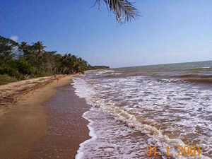 BELIZE BEACHFRONT 5.24 acres with 180 PLUS FEET OF FRONTAGE~