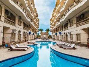 Spacious 1 bedroom apartment for sale in Nour Plaza