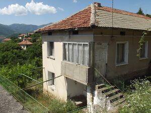 Old rural house with annex and views 1 hour from Sofia, BG