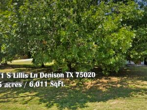 You're Beautiful Homesite in the City - TX 75020
