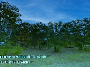 A Great Location for a New Home - Malakoff, TX 75148