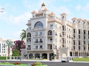 City Palace Project New Apartments in Hurghada