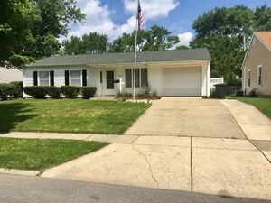 Spacious 3 bed 2 full baths home for rent in Lafayette