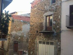 House with garage in Sicily - Casa Lombardo Via Arfeli