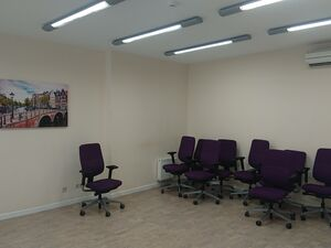 For lease office premises in Embassy District, Riga, Latvia!