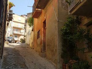 sh 690 town house, Caccamo, Sicily