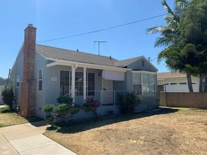 Lovely 4 bed 2 baths house for rent in Rosemead