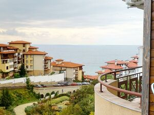 1 BED sea view luxurious apartment in Sirena (St. Vlas)