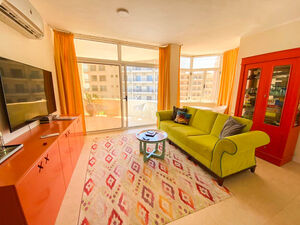 Beautiful 2 bedroom apartment with sea view