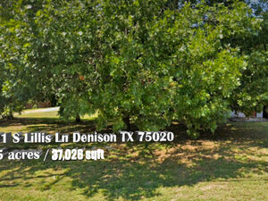 You're Beautiful Homesite in the City - Denison TX 75020