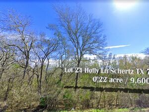 Perfect home site for your dream home in Schertz, TX