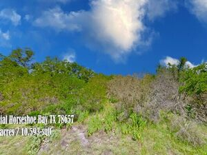 Nice level cleared building lot with lake access