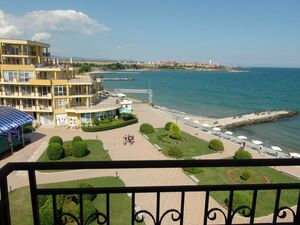 Sea front 2 BED apartment, 105 sq.m. in Midia Grand Resort