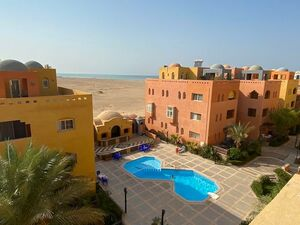 2 bedroom apartment with roof top in Hurghada for sale