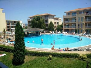 2 BED top floor apartment, 65 sq.m., with panoramic views