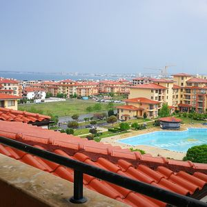 1 BED apartment with sea views in Magic Dreams /St. Vlas/