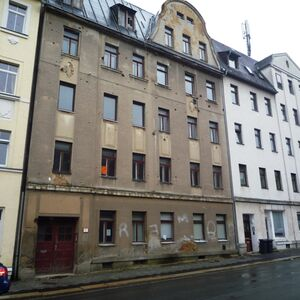 A1 Location Building in the City Plauen