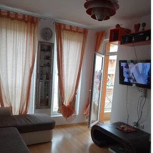 1-BED nicely furnished apartment,10 min to the sea,Sunny Day