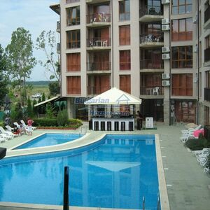 Stylish two bedroom apartment 500 m from Cacao beach