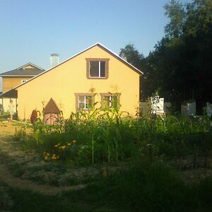 House in Istra, Russia near the New Jerusalem and reservoir