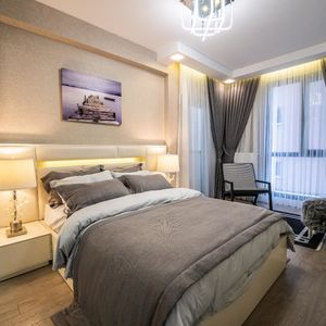 SALE LUX FLAT APARTMENT IN ISTANBUL