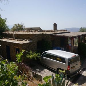 2 Bed Nave Modern Built Stone move into with land and views