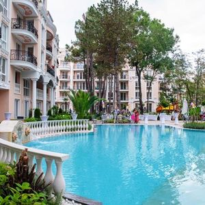 Apartment with 2 bedrooms in Venera Palace, Sunny Beach