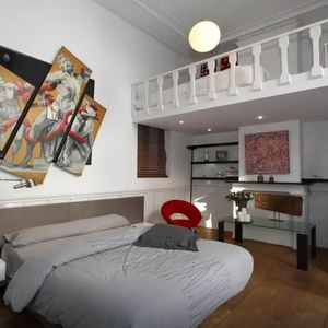 Romantic and Ideally located LOFT apartment in one of nobles