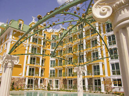 Luxury Apartments for sale in Modern complex Golden Hermes ...