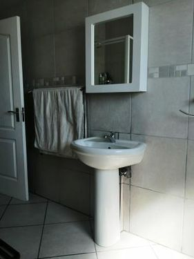 Bathroom one basin