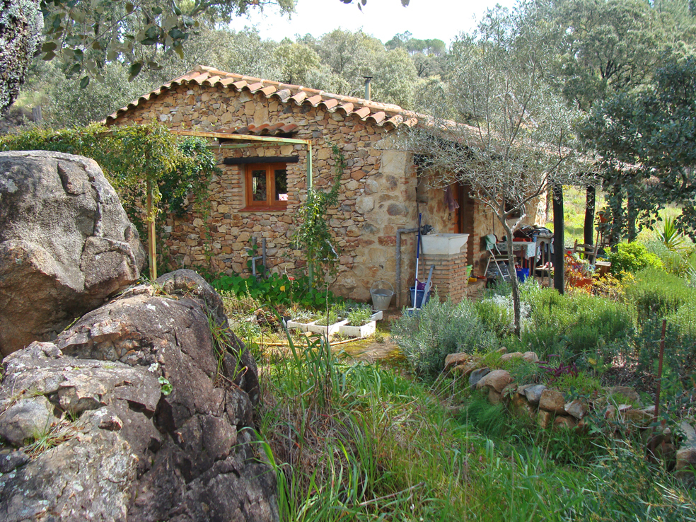 Delightful tiny house in rural south-west Andalucia (Spain, Andalucia,  Almonastr la Real) - Property under 100k